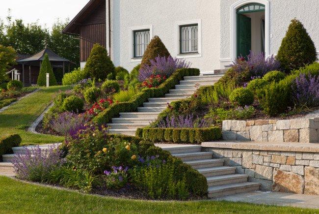 Garten k nig - Garten strukturieren ...